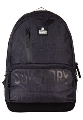 Superdry Rucksack SURPLUS GOODS MULTIZIP MONTANA Black – Bild 0