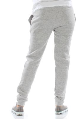 Superdry Jogginghose Women APPLIQUE SLIM JOGGER Grey Marl Nep – Bild 2