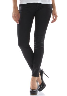 LTB Jeans Women MINA Black Coated Wash – Bild 0