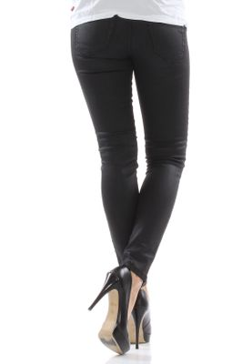 LTB Jeans Women MINA Black Coated Wash – Bild 1