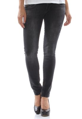 LTB Jeans Women MOLLY Vista Black Wash – Bild 2