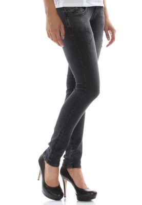 LTB Jeans Women MOLLY Vista Black Wash – Bild 3