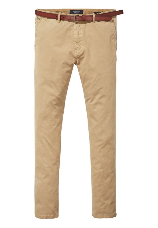 Scotch & Soda Chino Men STUART 139506 Beige 0083 Ansicht