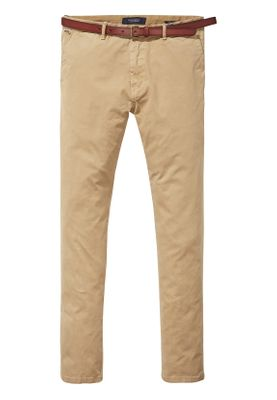 Scotch & Soda Chino Men STUART 139506 Beige 0083