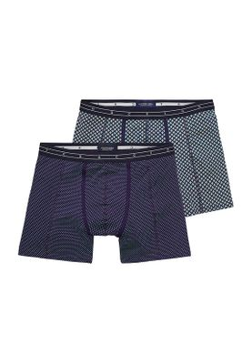 Scotch & Soda Doppelpack Boxershorts Men COLOURFUL BOXER 139850 Mehrfarbig Combo B 0218 – Bild 0