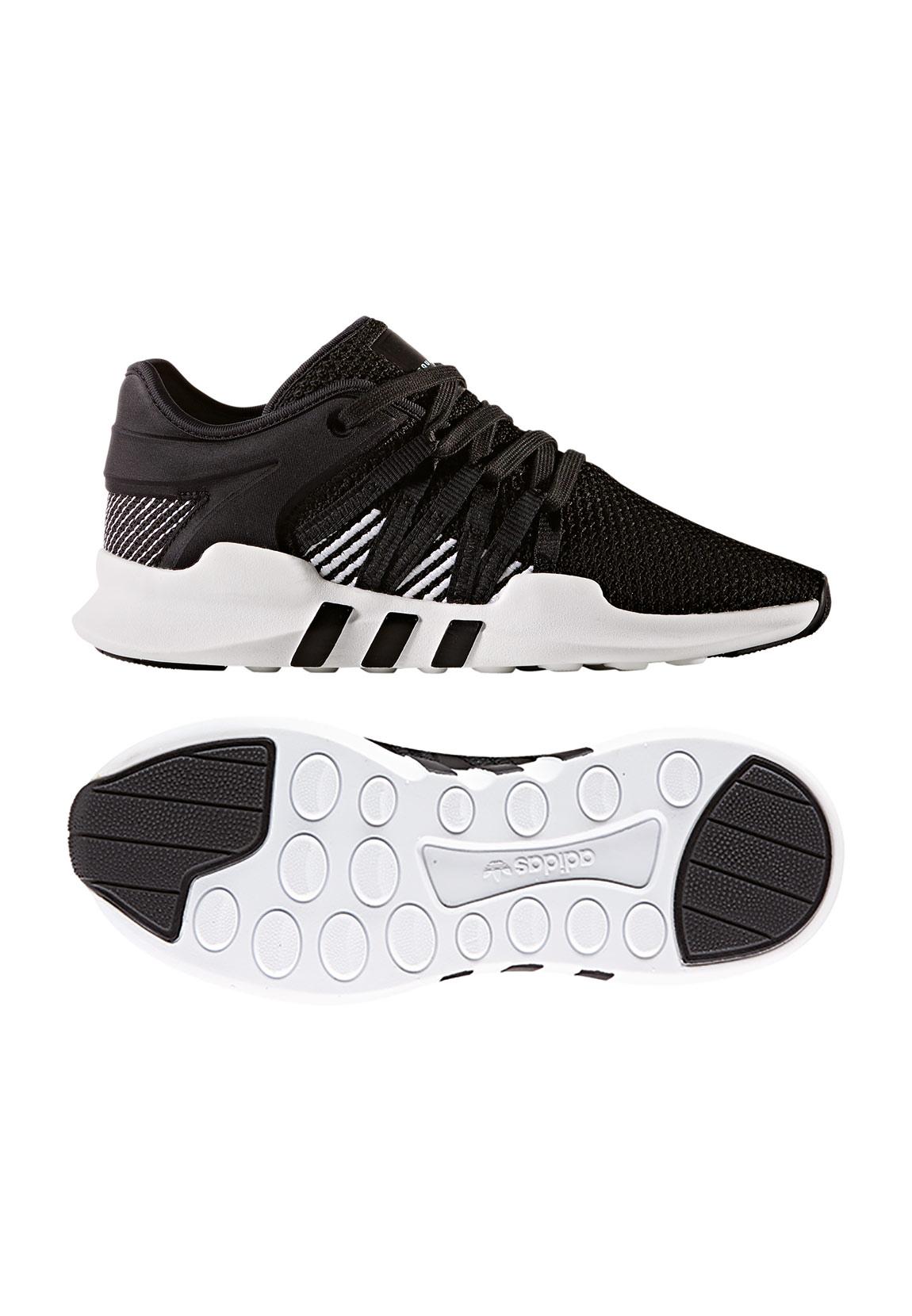 Adidas Sneaker EQT RACING ADV W BY9795 Schwarz Weiß Schuhe Herren 7415fb20a9