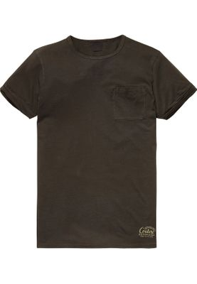 Scotch & Soda T-Shirt Men 139708 Military 0360