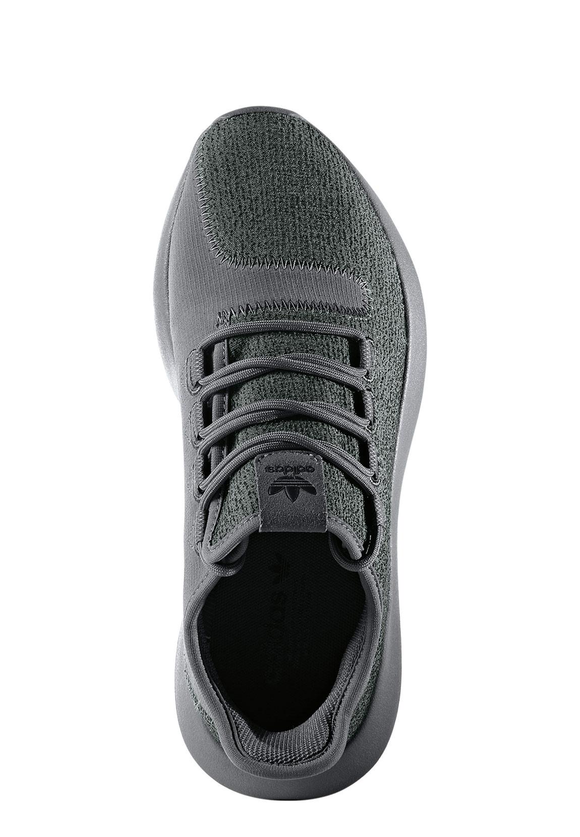 Schuhe Grau BY9741 W SHADOW TUBULAR Damen Turnschuhe Damen
