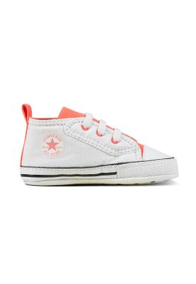 Converse Babyschuhe CT AS FIRST STAR EASY SLIP 857430C Weiß Pink