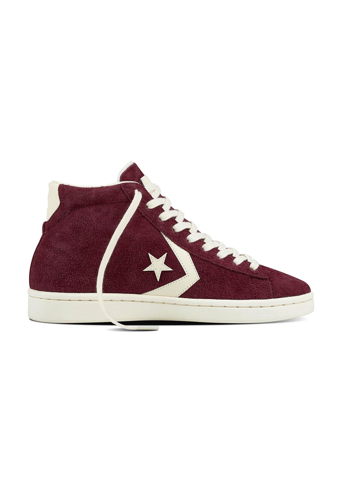 0df73941740013 ... low price converse chucks high pro leather mid 157691c lila dark  sangria 49da3 6b7fa