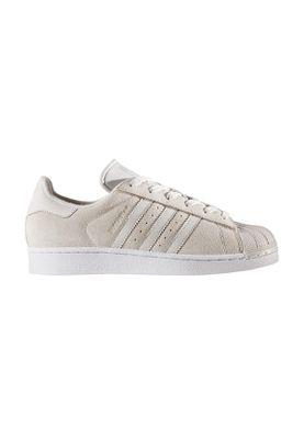 Adidas Sneaker Damen SUPERSTAR W CP9893 Hellgrau – Bild 1