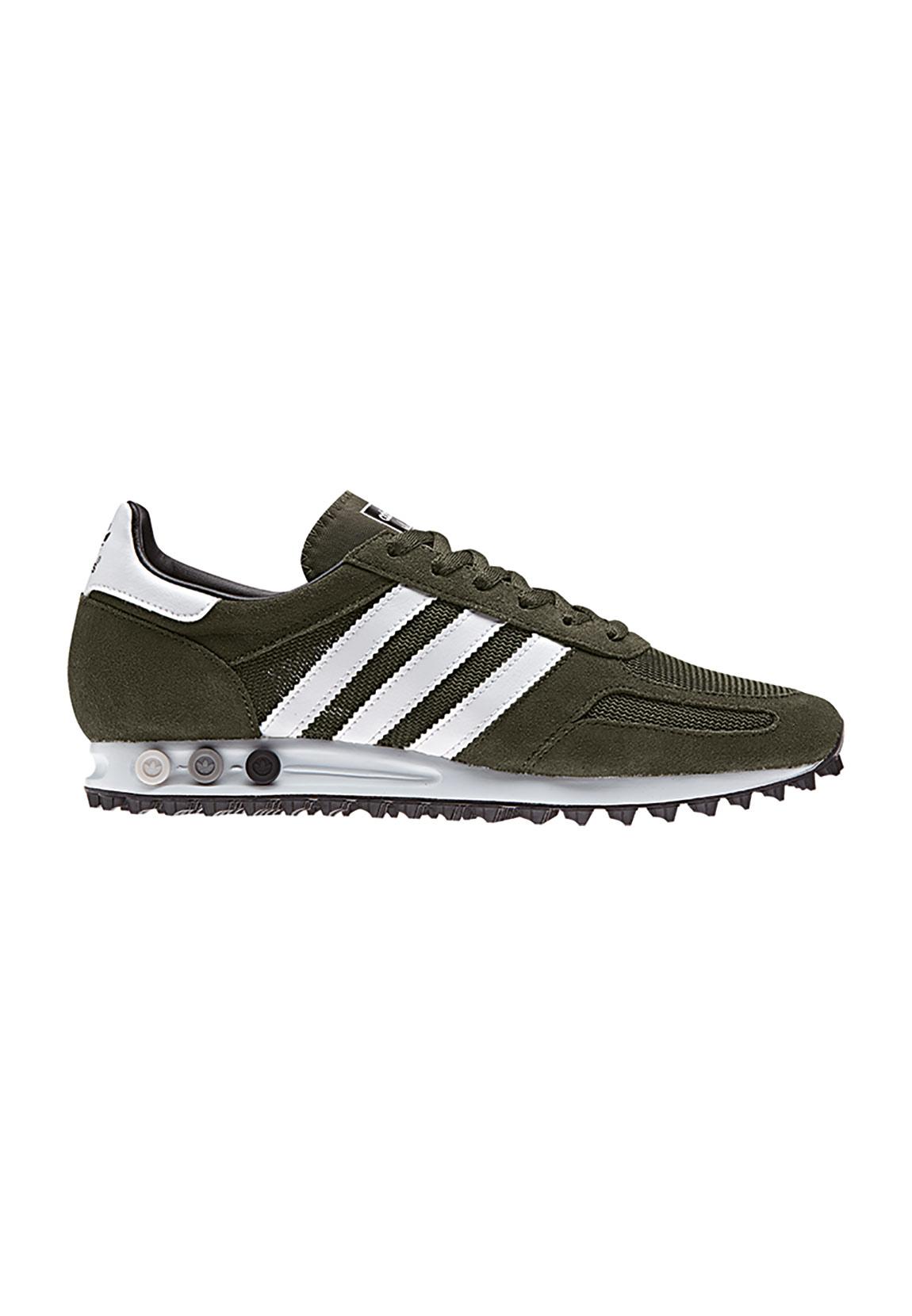 57532a2b13b8be Adidas Sneaker Herren LA TRAINER OG BY9328 Grün