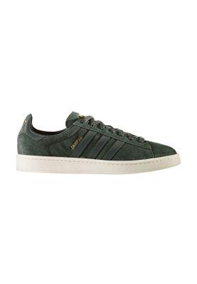Adidas Sneaker Damen CAMPUS BZ0074 Dunkelgrün – Bild 1
