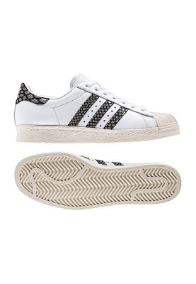 Adidas Sneaker Damen SUPERSTAR W BY9074 Weiß – Bild 0