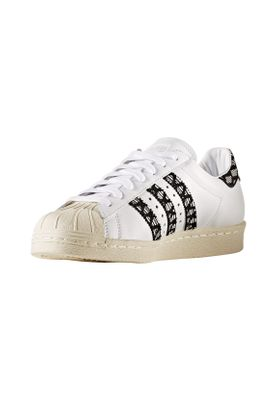 Adidas Sneaker Damen SUPERSTAR W BY9074 Weiß – Bild 2