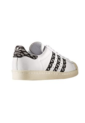 Adidas Sneaker Damen SUPERSTAR W BY9074 Weiß – Bild 3
