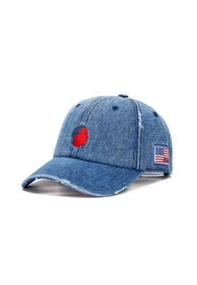 Cayler & Sons Cap LIFE OF CURVED light blue Jeansblau – Bild 0