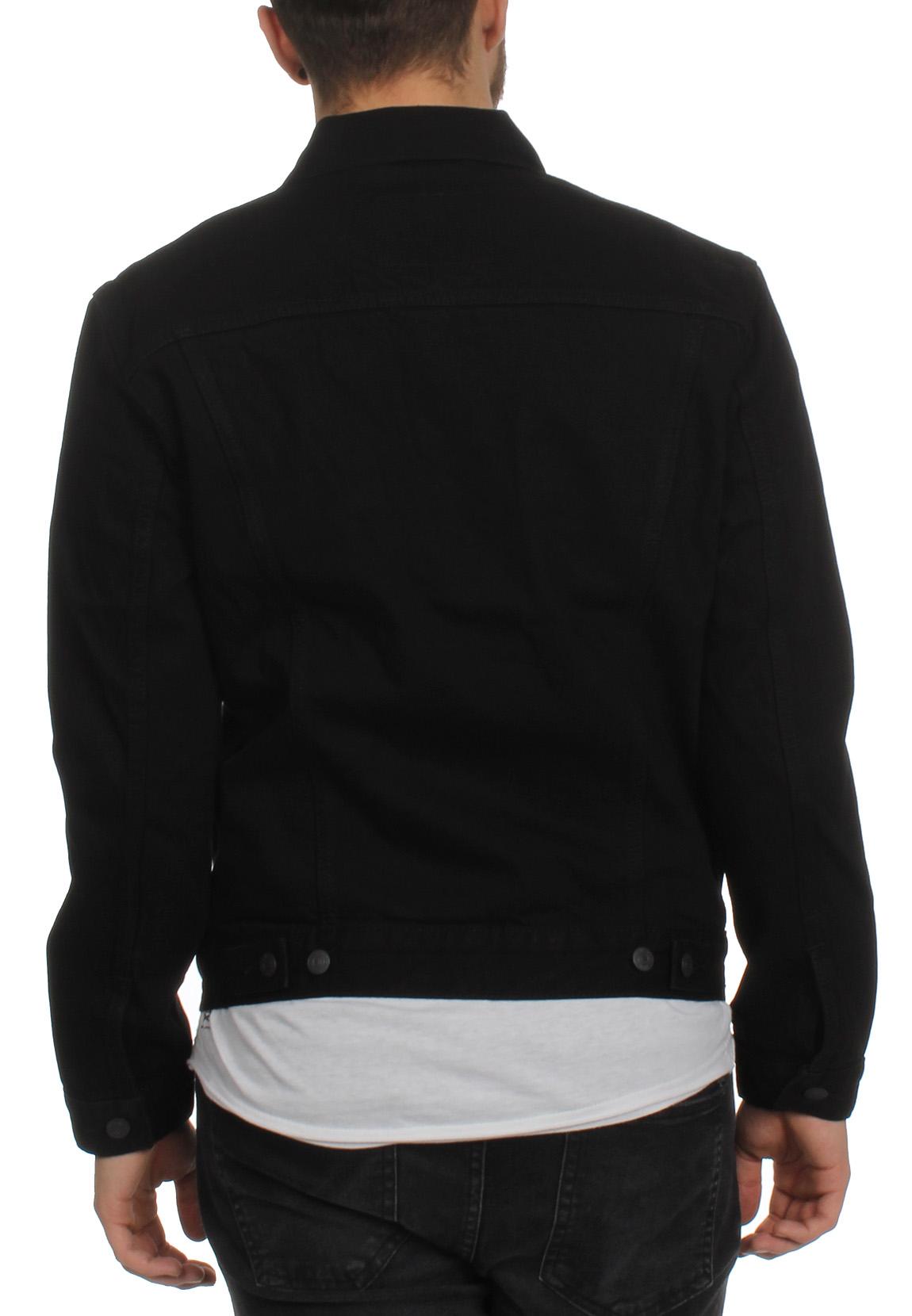 levis herren jeansjacke the trucker jacket 72334 0144. Black Bedroom Furniture Sets. Home Design Ideas