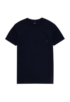 Scotch & Soda Herren T-Shirt 142072 Blau 57