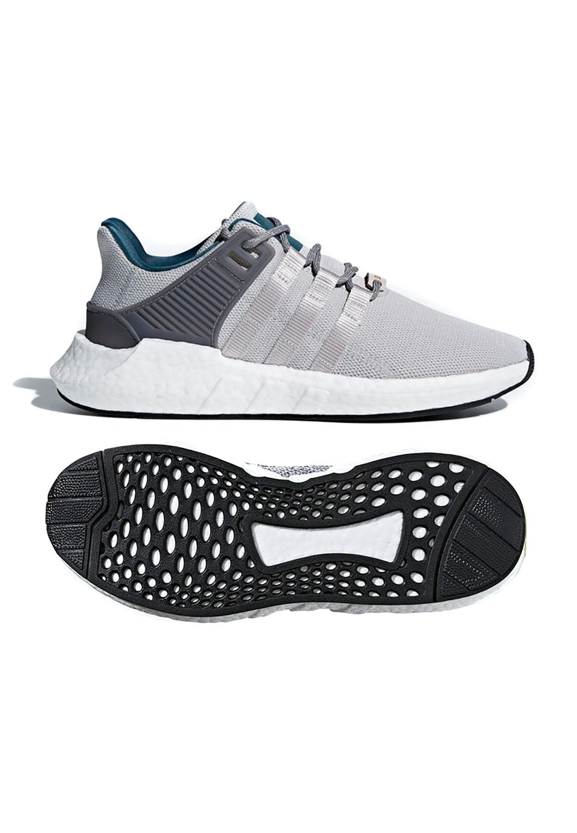 adidas sneaker eqt support cq2395 grau wei schuhe herren. Black Bedroom Furniture Sets. Home Design Ideas