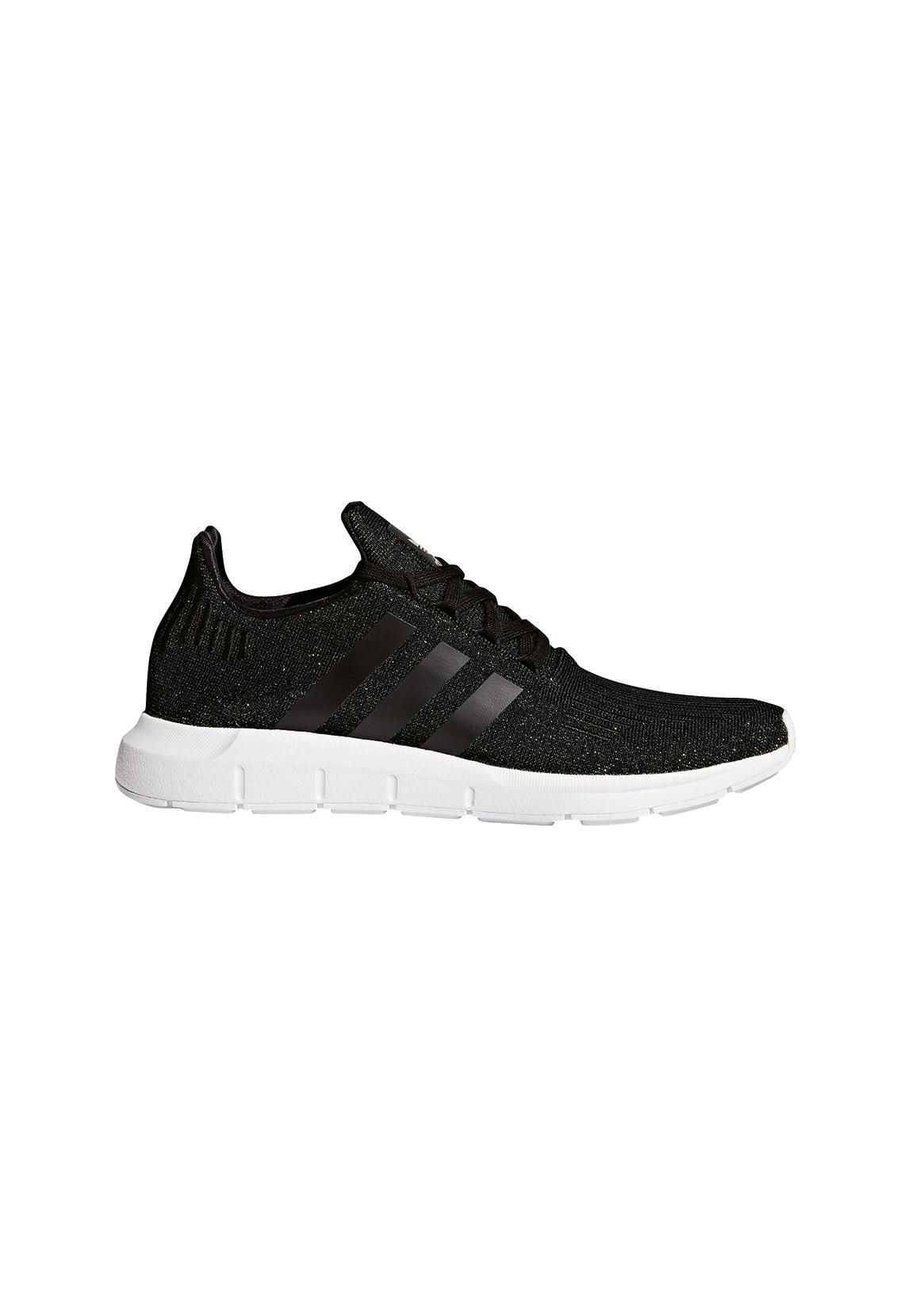 Einzigartig Adidas Sneaker Damen SWIFT RUN W CQ2018 Schwarz Schuhe Damen  YG65 139c61d518