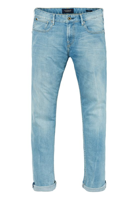 Scotch & Soda Jeans Men TYE 141220 Hellblau 1875 – Bild 0