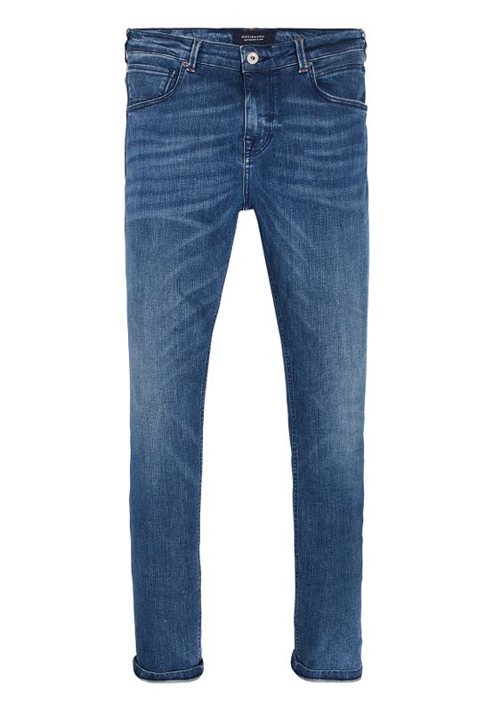 Scotch & Soda Jeans Men DART 141168 Mittelblau 1869 Ansicht