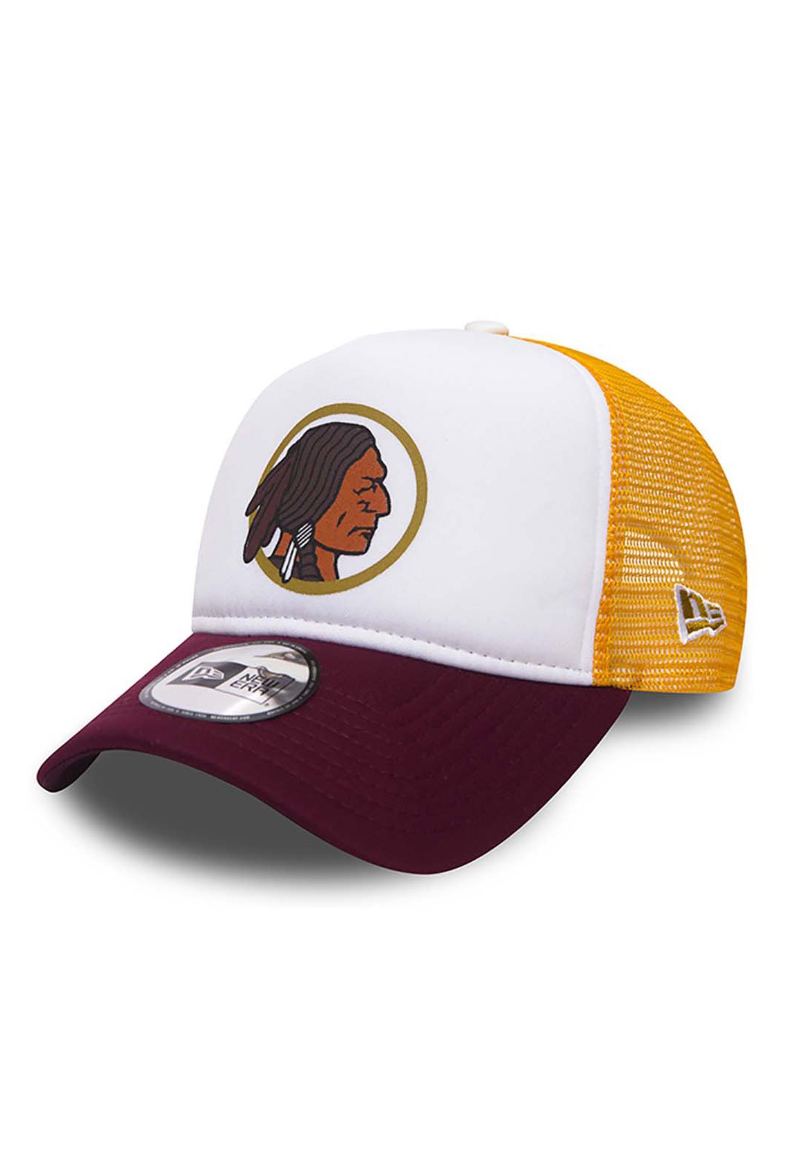 New Era NFL Throwback Truck Adjustable WASHINGT...