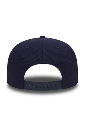 New Era Diamond Era Essenti 9Fifty Snapback  Cap Oakland Athletics Dunkelblau Rot – Bild 1