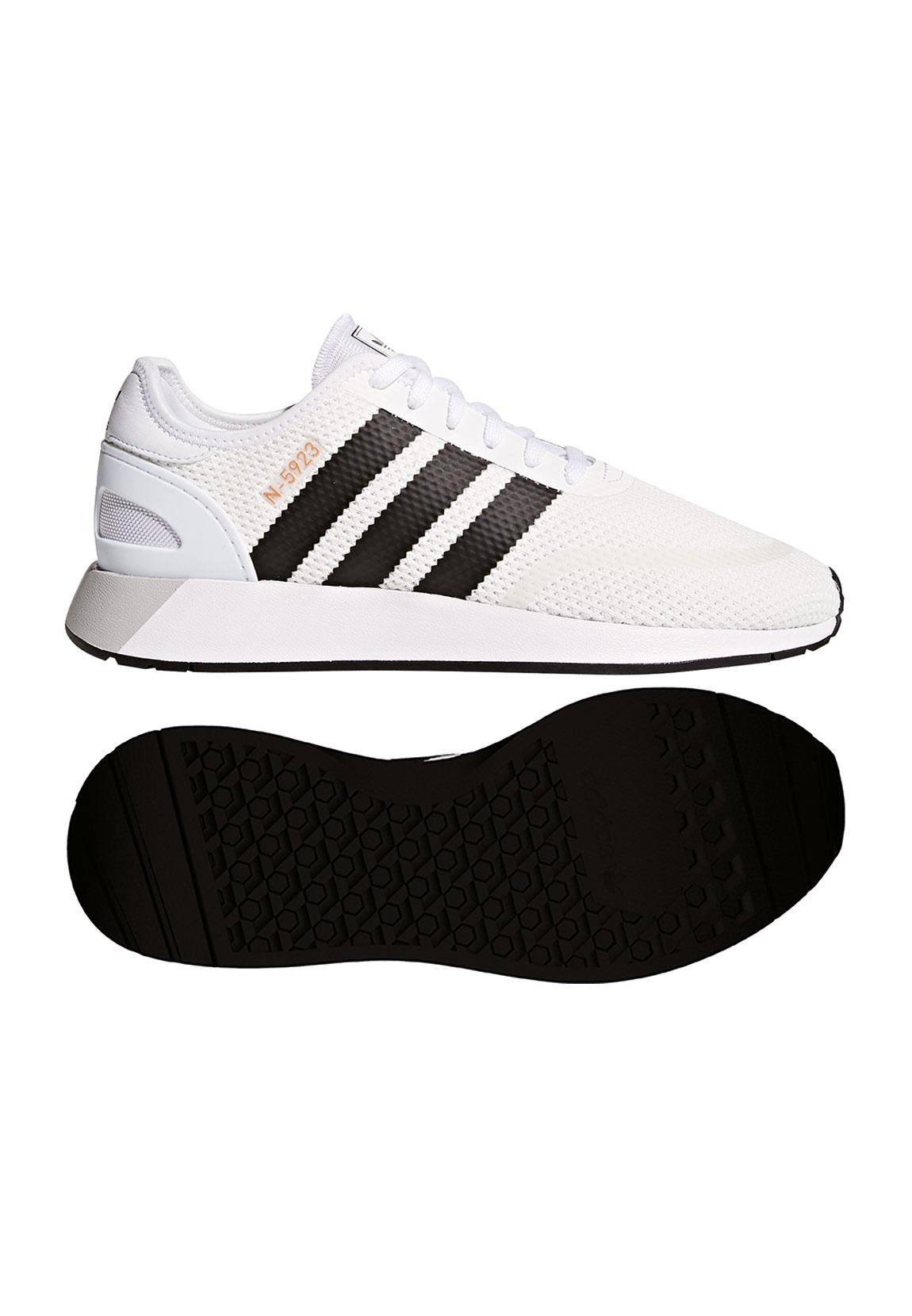 Adidas Turnschuhe INIKI N 5923 AH2159 Weiß Schuhe Herren