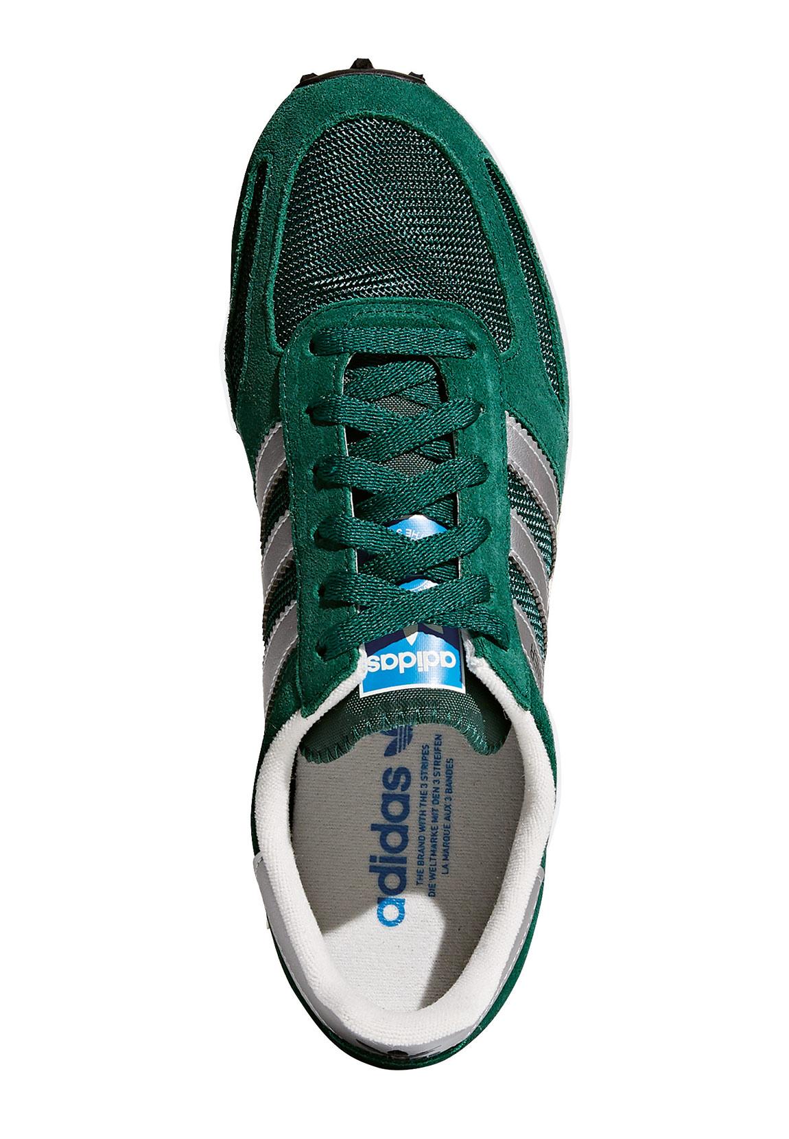 Adidas Originals Sneaker LA TRAINER OG BY9325 Grün   eBay c054df68dc