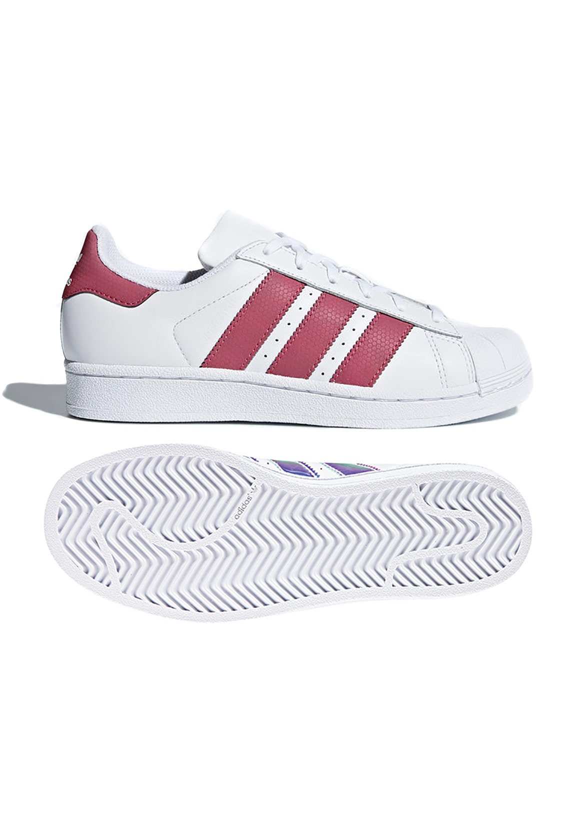 adidas originals damen superstar sneakers rosa