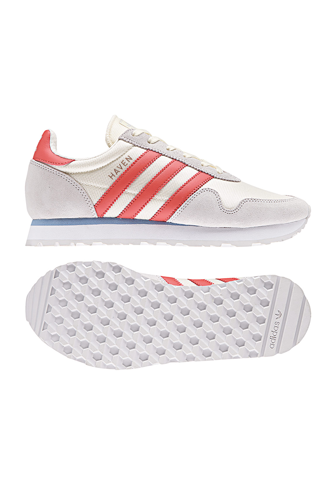 buy popular 8b7b7 1beb1 Adidas Originals Sneaker Damen HAVEN W CQ2525 Beige