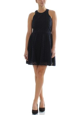Superdry Damenkleid CAMYLLA RACER DRESS Navy – Bild 0