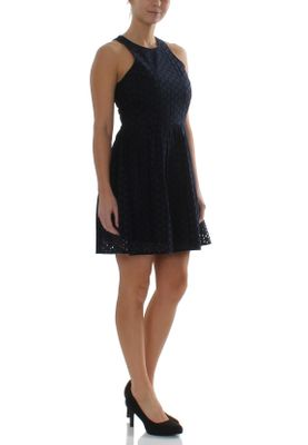 Superdry Damenkleid CAMYLLA RACER DRESS Navy – Bild 1