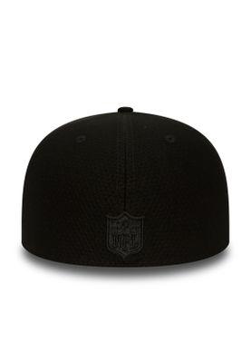 New Era NFL Black Coll 59Fifty Cap SEATTLE SEAHAWKS Schwarz – Bild 1