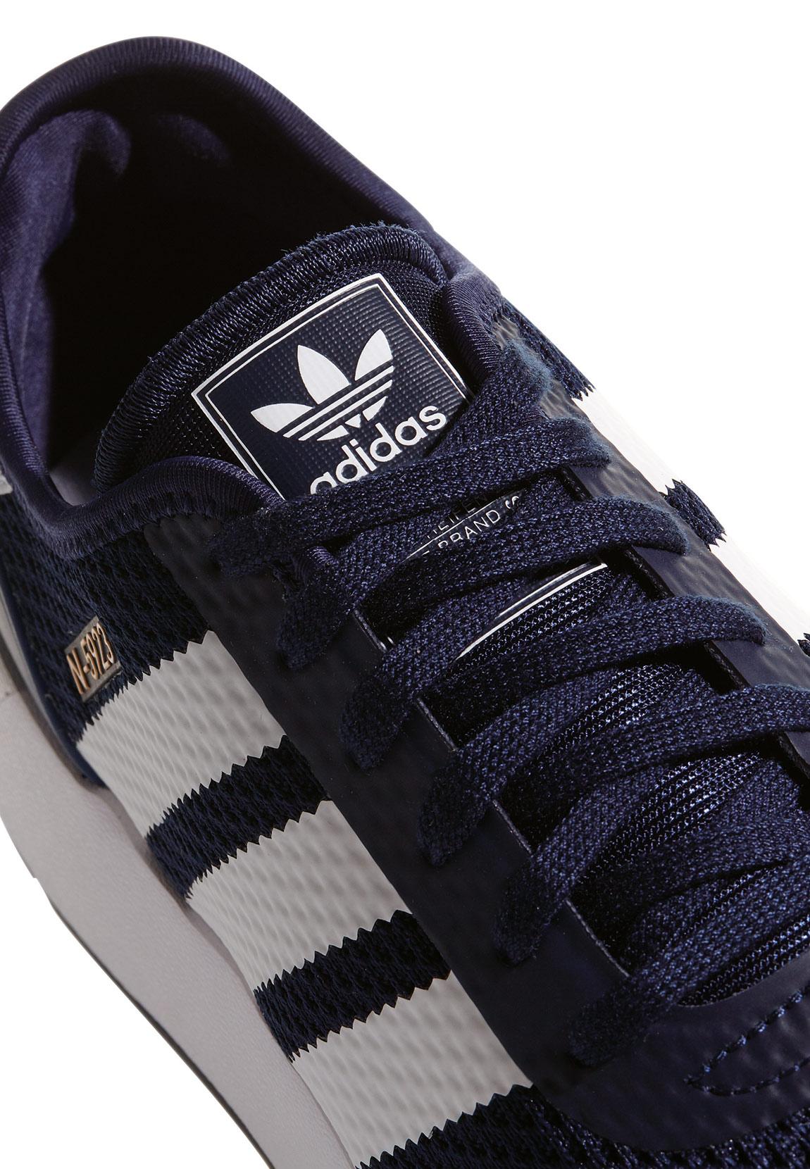 adidas sneaker iniki n 5923 db0961 blau schuhe herren. Black Bedroom Furniture Sets. Home Design Ideas