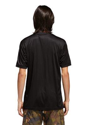 Adidas Originals Herren T-Shirt CLIMA CLUB JERS CF5798 Schwarz – Bild 3