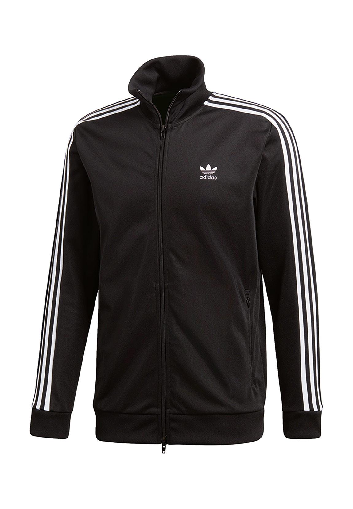 adidas originals herren sweatjacke beckenbauer tt cw1250 schwarz herren sweater hoodies. Black Bedroom Furniture Sets. Home Design Ideas