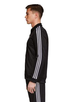 Adidas Originals Herren Sweatjacke BECKENBAUER TT CW1250 Schwarz – Bild 2