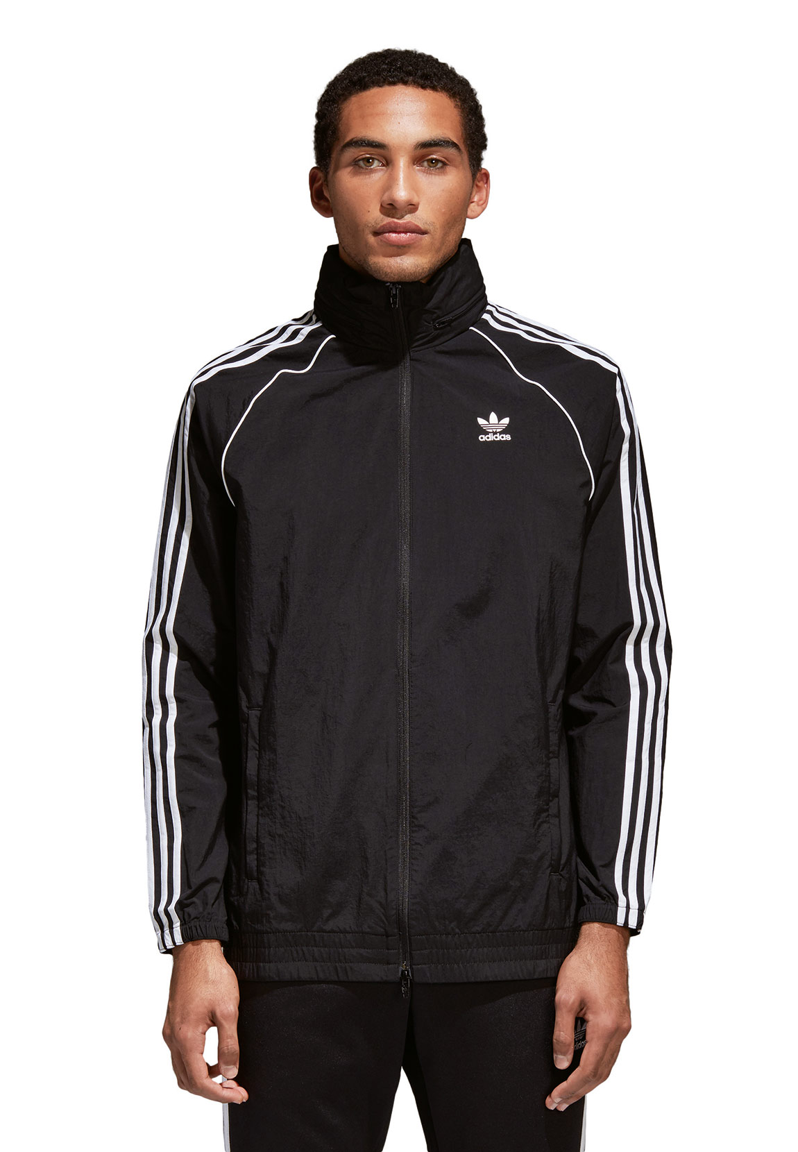 adidas originals herren windbreaker sst windbreaker cw1309. Black Bedroom Furniture Sets. Home Design Ideas