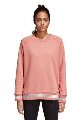 Adidas Originals Damenpullover SWEATSHIRT CD6903 Rosa – Bild 1