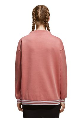 Adidas Originals Damenpullover SWEATSHIRT CD6920 Rosa – Bild 3