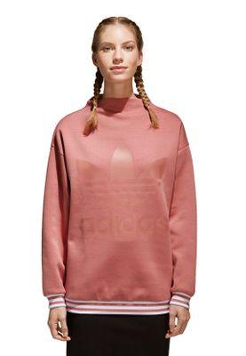 Adidas Originals Damenpullover SWEATSHIRT CD6920 Rosa – Bild 1