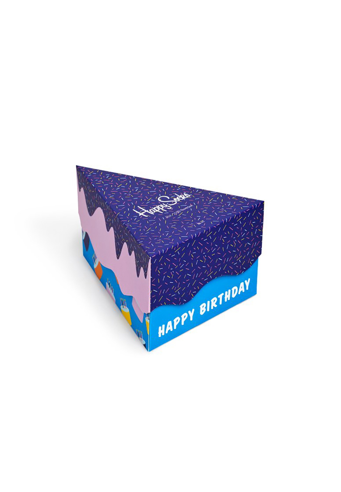 Happy Socks Geschenkbox BIRTHDAY GIFT BOX XBDA08 6001 Blau
