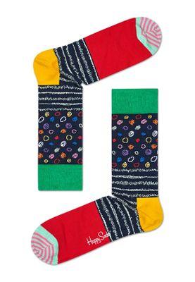 Happy Socks Geschenkbox FATHERS DAY GIFT BOX XFAT08-2000 Gelb – Bild 2