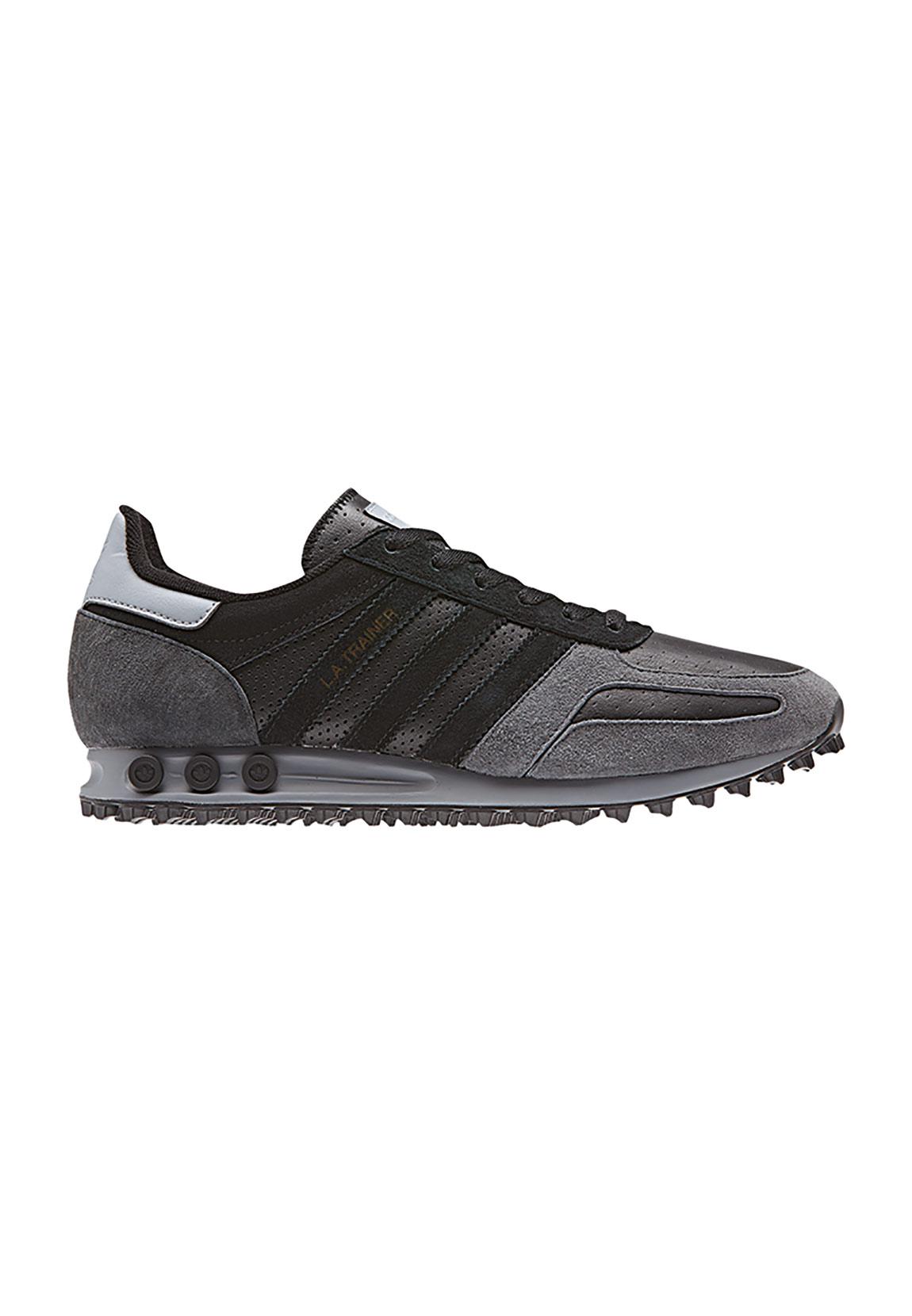 adidas originals sneaker la trainer cq2273 schwarz schuhe. Black Bedroom Furniture Sets. Home Design Ideas