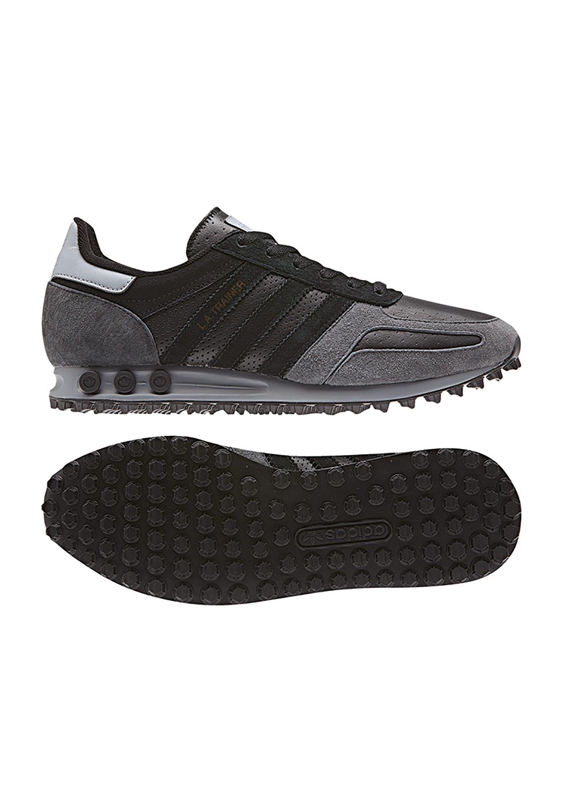 Adidas Originals Sneaker LA TRAINER CQ2273 Schwarz bei Fashioncode.de