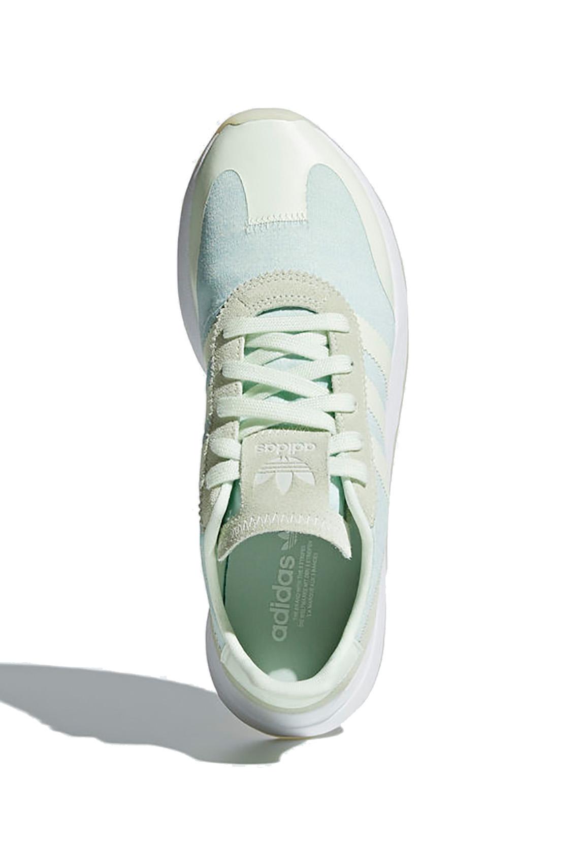 Adidas Originals Sneaker Damen FLB_RUNNER W CQ1971 Grün