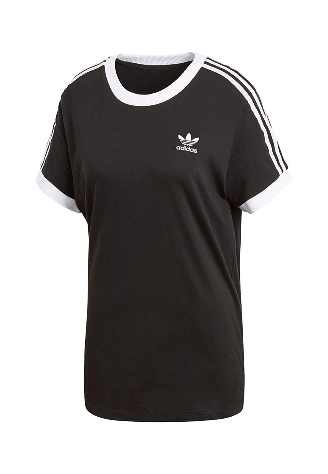adidas 3stripes t-shirt damen
